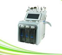 6 최신 아쿠아 박피술 피부 관리 미세 박피술 얼굴 청소기 물 박피술 기계 (1)