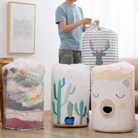 Foldable Storage Bag Clothes Blanket Quilt Closet Sweater Or...