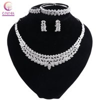 African Jewelry Set Nigerian Wedding Jewelry Sets For Brides...