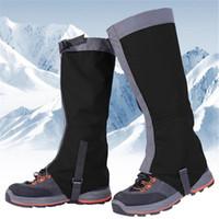 في الهواء الطلق سنو الركبة وسادات تزلج تسلق الجبال الساق حماة السلامة الرياضة واللباس الداخلي للماء غوغل التزلج معدات الدافئة