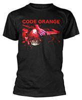 Code Orange ' No Mercy' Casual funny Short- sleeved ...