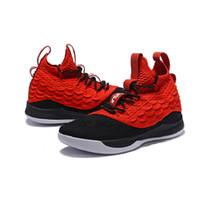 size 40 f6521 1d6fd Mens Lebron Zeuge 3 hohe Basketballschuhe für Verkauf MVP Weihnachten BHM  Oreo Jugendkinder 16 Stiefel Turnschuhe