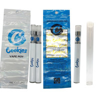 Cookies Vape Kits Disposable Vape Pen Empty Oil Cartridges E...