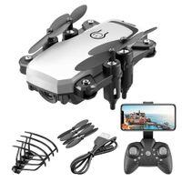 FPV RC Drone с камерой 720P 480P Quadcopter складной высотный мини вертолет для детских игрушек