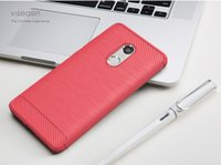 Red Rice Note4 Mobile Shell TPU Red Rice Note5pro Mobile Shell Protector Shell Gel de sílice Note6 Nuevo tipo suave a prueba de caídas