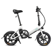 FIIDO D3 Folding Electric Moped Bike Three Riding Modes 14 I...