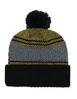 Kostenlose Shipping-2018 New Pittsburgh Ice Hockey Beanie Sport Winter Wollmütze