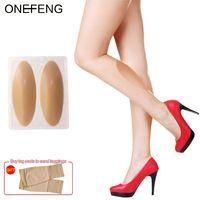 La jambe en silicone ONEFENG corrige la correction du type de jambe de la beauté du corps dissimule les faiblesses de la vente directe en usine