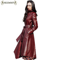 Sheep Skin Genuine Leather Coat Women 2018 New High Quality ...