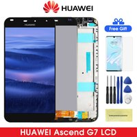 Original Ascend G7 LCD For HUAWEI Touch Screen Digitizer Rep...