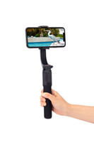 H5 Gimbal Handy Stabilizer Anti-Shake-Stativ Bluetooth Zoom Fernbedienung Selfie Stock für iPhone und Android Phone