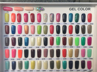 Top Quality 342 colors Harmony Gelish Soak Off Nail Gel Poli...