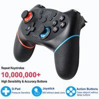 Controller wireless Bluetooth Gamepad Gioco joystick Per Nintend Interruttore Pro Host con la maniglia 6 assi per NS interruttore pro