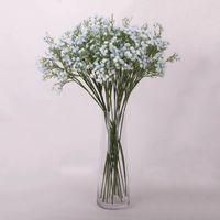 maison décoration de mariage fausse fleur artificielle Gypsophila fleur à la main des fleurs pleine étoile arrangement usine de gros