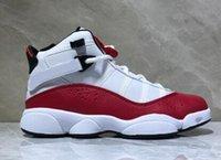 شخصية رجالي 6 حلقات راجع أحذية كرة السلة، سعر جيد متاجر التسوق عبر الانترنت للبيع الأحذية، المدربين أحذية رياضية رياضية