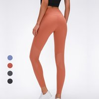 2020 Solid Color Women yoga pants High Waist Sports Galls Elastic Fight Lady Overall Full Tights Workshop