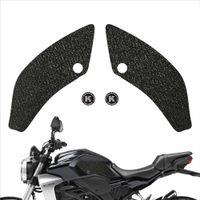 Motorfiets bescherming pad tank grip brandstoftank pad sticker benzine knie tractie side sticker voor HONDA 19 CB300R CB650R CBR650R