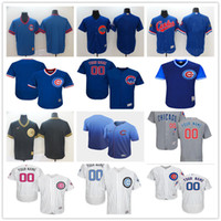 custom 2019 New Chicago Men' s women youth Majestic Cubs...