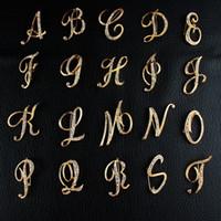 Rhinestone Harfleri Broş İlk A C E F I J K L N O P Q R S T U V W X Y Z Brochhe Femme Bijoux Kristal Takı Alfabe Pimleri
