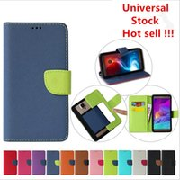 Universal Wallet PU Leather Horizontal Case Cover Pouch With...
