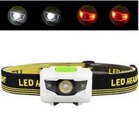 мини-головка фонарик факел 3 водить на открытый воздух кемпинг фары велосипедных походов удобных подвижны фарами режима 4 лампы 3W водонепроницаемых головок горелка