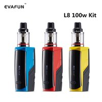 Electronic Cigarette L8 100W Mod Starter Kit with 510 2200mA...