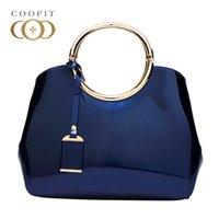 Coofit плечо элегантное золотое женское вечернее кольцо леди сумка женские сумки дизайнерская PU сумки сумки щедрое фиксированные для ручки XMFPO