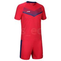 Top personalizzato maglie calcio poco costoso libero di sconto all'ingrosso qualsiasi nome qualsiasi numero Personalizza Football Shirt il formato S-XXL 819
