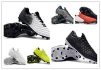 2020 Hot Tiempo Legend VIII 8 Elite FG 8S unter dem Radar Planet Mens Low-Knöchel-Fußball-Schuhe Fußball Sergio Ramos Boots Klampen
