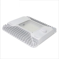 Smart Microwave Motion Sensor LED Canopy Lights Outdoor Gas ...