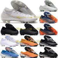 New Mens Mercurial Vapors XIII Elite FG Football Boots Nuovo...