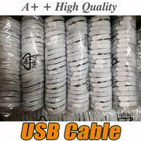 Mais barato de alta velocidade USB-C 1M 3ft rápido carregamento Tipo C Charger Cable para Samsung Galaxy S8 S9 S10 nota 9 Dados Universal Charging Adapter
