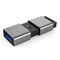 USB 3.0 Yüksek Hızlı Flash Sürücü 256 GB 128G 64 GB 32G Pendrive Taşınabilir Darbeye Dayanıklı Metal Kılıf USB Memory Stick Flash Disk F90