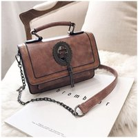 New Designer Famous Brand Vintage Tassel Totes bags luxury w...