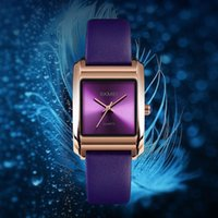 Women Watches Leather Ladies Watch Quartz Top Brand Luxury F...
