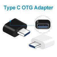 Câble USB 3.0 Type-C OTG Adaptateur de câble Type C USB-C OTG Convertisseur pour Huawei Samsung Samsung Keyboard Disque USB Flash Pas d'emballage