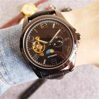HOT- SALE Top Fashion Brand New Leather Belt Mechanical Watch...