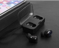 TI8S Bluetooth наушники 5,0 TWS беспроводных наушников Bluetooth наушники Handsfree наушники Спортивные наушники-гарнитура для смартфонов DHL корабля