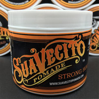 Suavecito Pomade Strong Style Restoring Pomade Hair Wax Skel...