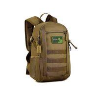 Av Kamp Trekking Travel Huntvp 10L Mini Sırt çantası Askeri MOLLE Sırt Çantası Sırt Çantası Dişli Taktik Saldırı Paketi Çanta