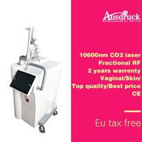 2020 New 40W fraktionierten CO2-Laser-Maschine für Klinik Falten vaginale Verschärfung 10600nm Entfernung