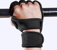 Fitness exercice paumes exercices gants pression poigneguges de poignet respirant formation yakuda fitness gym gym wholesale sport extérieur poputdoor design