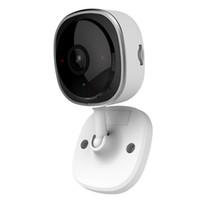 Mini 1080P Fisheye drahtlose IP-Kamera-Netz-Kamera-Nachtsicht IR-Cut WiFi Sicherheits-Baby-Monitor - US-Stecker