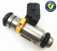 4 가지 브랜드의 새로운 연료 인젝터 IWP069 491cc 유속 자동차 용 피스톤 오일 용 오일 노즐