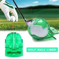 Golf Scribe Acessórios Suprimentos Transparentes Bola De Golfe Green Line Clipe Liner Modelo de Caneta Modelo Alinhamento Marcas Ferramenta Putting