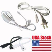 Stromanschlüsse Kabel Drahtleitung längerer Anschluss Kabelgebunden Elektrisch mit eingebautem 303 EIN / AUS-Schalter, dreipoliger 3-poliger Doppelendstecker