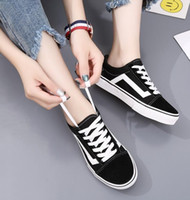 Scarpe da uomo 2019 New Classic Low-Top Uomo Donna Canvas Casual Shoes Women Canvas Shoes Size: 35-45