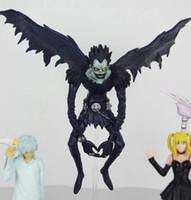 """Anime Death Note Ryuk Ryuuku 15 cm / 6 """"Figura de acción de PVC juguete Figura Figura Colección Modelo Nuevo Regalo Niños"""
