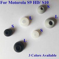 Para Motorola S9 S9 HD S10 HD Auricular Bluetooth Reemplazo Auriculares Auriculares Auriculares Blanco Negro Gris Color Disponible de alta calidad