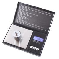 Vendita calda Pocket Digital Precision Bilance per Gold Jewelry Bilancia Bilancia elettronica in acciaio inox Bilance